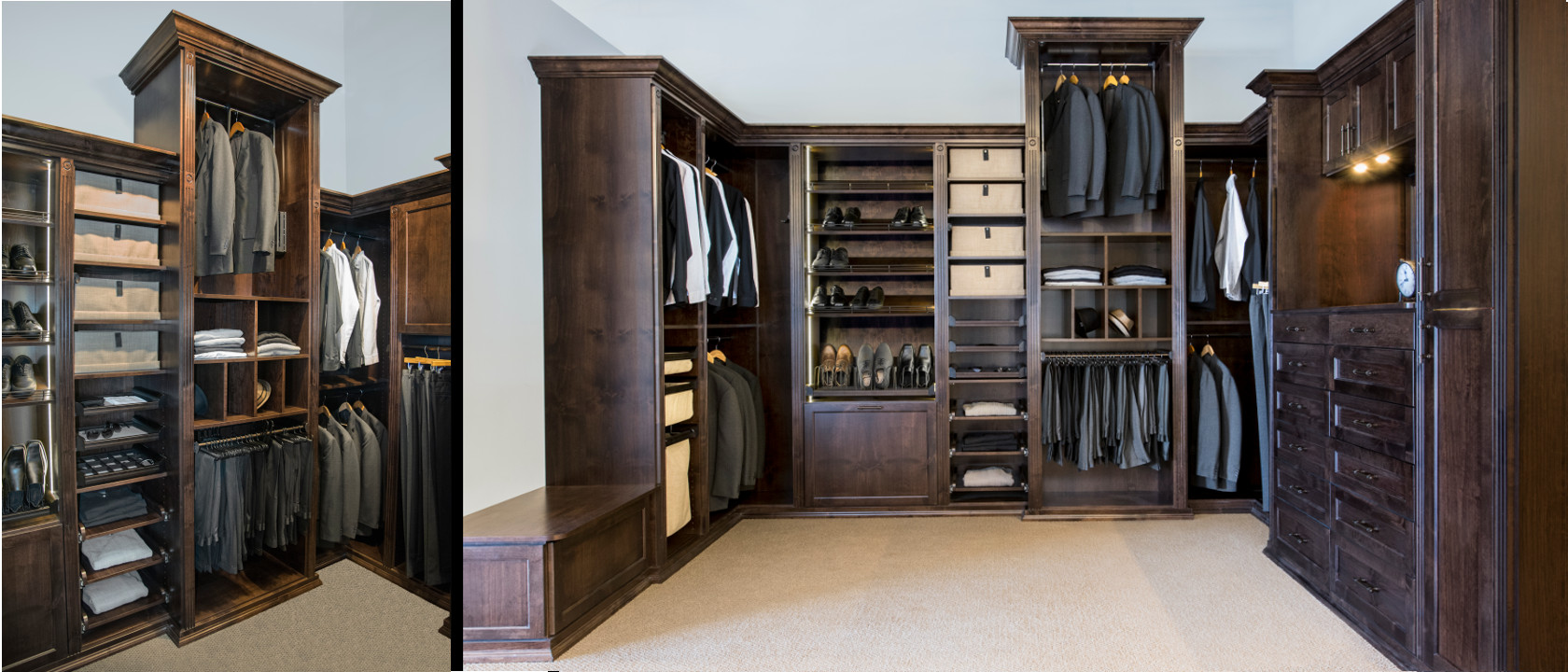 Beautiful Closet Spaces
