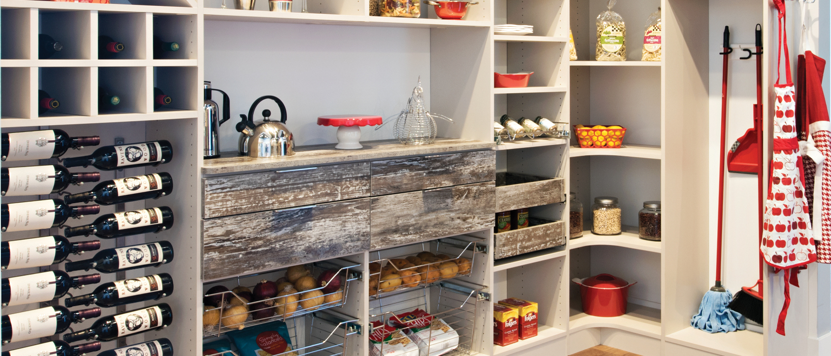 A Pantry With Style