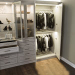 This photo is licensed for use by Plus Closets dealers for the purpose of selling Plus Closets products. It may be used by the registered dealer for as long as Plus Closets manufactures the product an the dealer continues to purchase the product from Plus Closets.